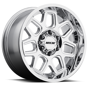 MKW Offroad M92 6 Chrome