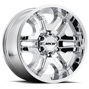 MKW Offroad M93 6 Chrome