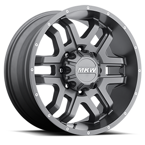 MKW Offroad M93 8 Anthracite Grey