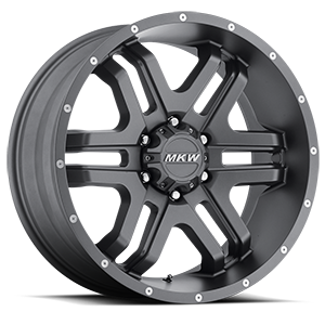 MKW Offroad M93 6 Anthracite Grey