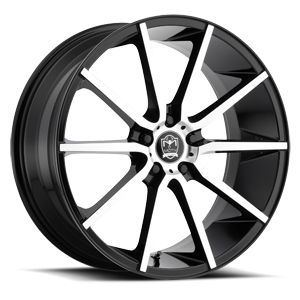 Motiv Luxury Wheels 419 Marseille 5 Anthracite with Brushed Face