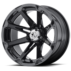 MSA Offroad Wheels M12 Diesel 4 Gloss Black