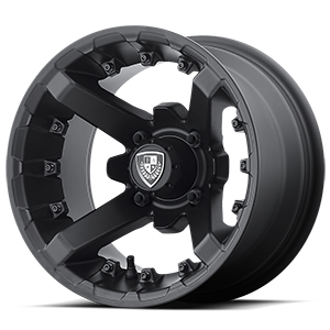 Fairway Alloys Battle 4 Matte Black