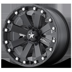 MSA Offroad Wheels M20 Kore 4 Matte Black