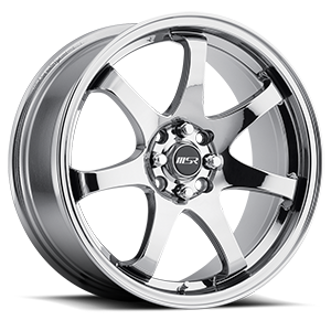 MSR Wheels 013 5 Chrome