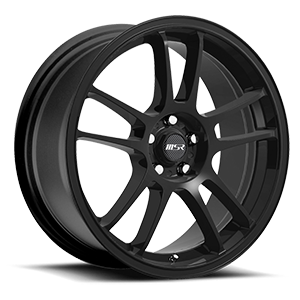 MSR Wheels 043 5 Black