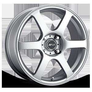 MSR Wheels 090 5 Silver