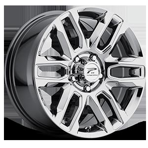 Platinum 252 Allure 5 Ultra V Finish PVD
