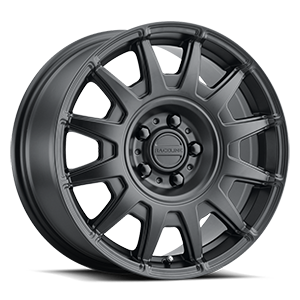 Raceline Wheels 401 Aero 5 Matte Black