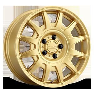 Raceline Wheels 401 Aero 5 Gold