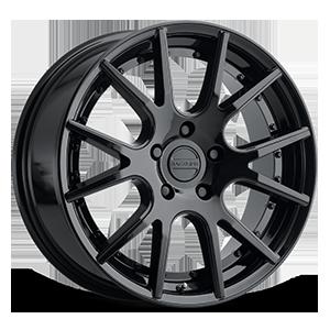 Raceline Wheels 501 5 Gloss Black