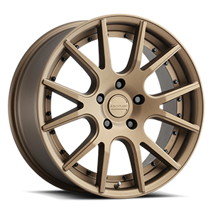 Raceline Wheels 501 5 Bronze