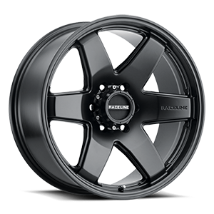 Raceline Wheels 942 Addict 6 Gloss Black