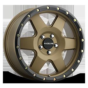 Raceline Wheels 946 Boost 5 Bronze