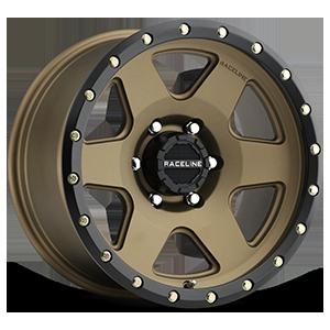 Raceline Wheels 946 Boost 6 Bronze
