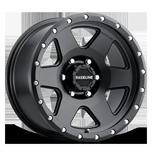 Raceline Wheels 946 Boost 6 Satin Black