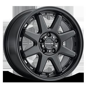 Raceline Wheels 947 5 Matte Black