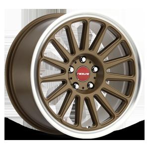 Raceline Wheels 315 5 Bronze