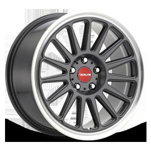 Raceline Wheels 315 5 Gunmetal