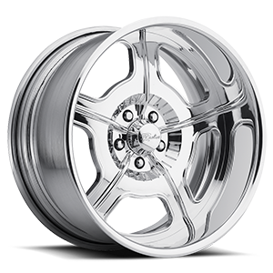 Raceline Wheels Fugitive 5 Chrome