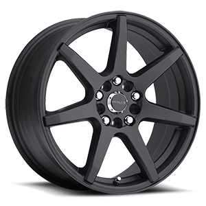 Raceline Wheels 131 Evo 5 Matte Black