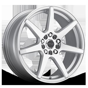 Raceline Wheels 131 Evo 5 Silver