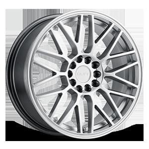Ruff Racing Overdrive 5 Hyper Silver