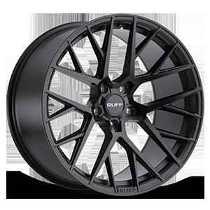Ruff Racing R4 5 Gloss Black
