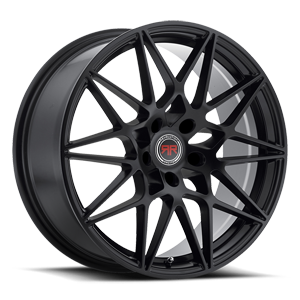 R11 Satin Black 5 lug