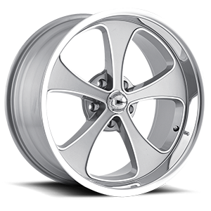 Ridler Wheels 645 5 Gray