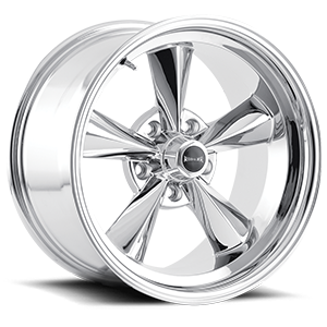 Ridler Wheels 675 5 Chrome