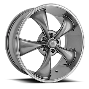 Ridler Wheels 695 5 Gray
