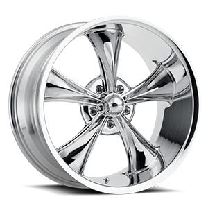 Ridler Wheels 695 5 Chrome