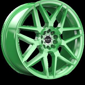 Ruff Racing R351 5 Green