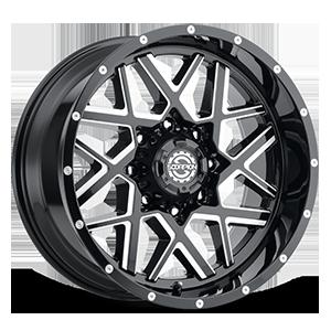 Scorpion SC-28 8 Black Milled