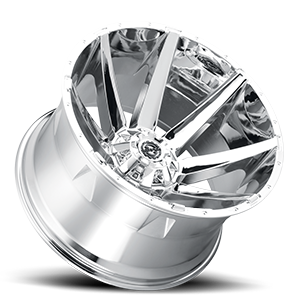 SC-31 Chrome 6 lug