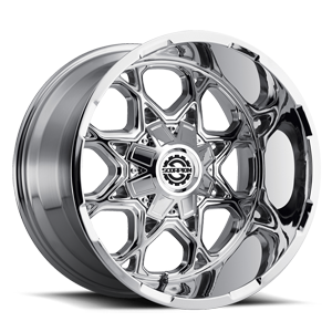 SC-10 Chrome 6 lug