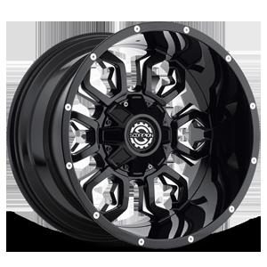Scorpion SC-17 5 Black Milled