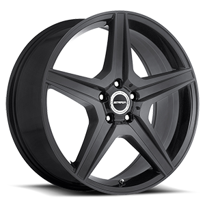 Strada Wheels Cinque 5 Gloss Black