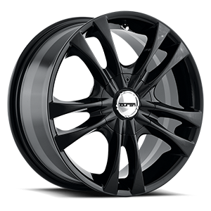 Touren Wheels TR22 6 Black