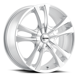 Touren Wheels TR22 6 Hyper Silver