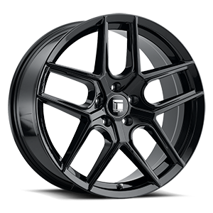 Touren Wheels TR79 5 Gloss Black