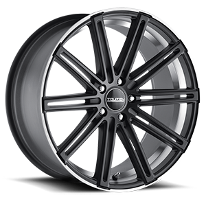 Touren Wheels TR40 5 Matte Black