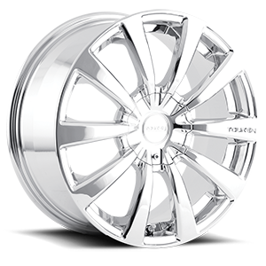 Touren Wheels TR3 5 Chrome