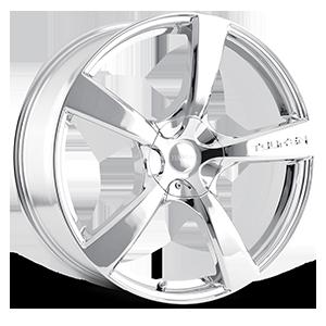 Touren Wheels TR9 5 Chrome