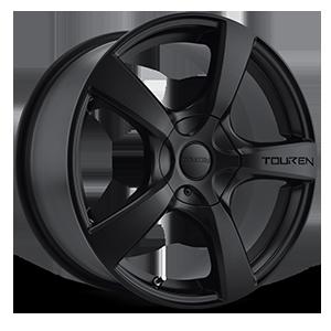 Touren Wheels TR9 5 Matte Black