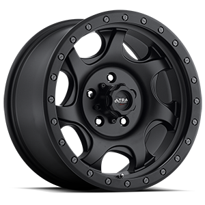 Ultra Motorsports Xtreme 106 Sawblade Xtreme 5 Satin Black with Satin Black X-Lok Lip