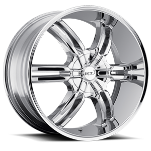 VCT Torino 5 Chrome Plated