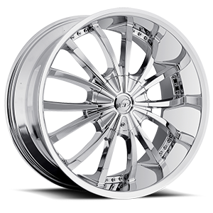Mancini Chrome 5 lug