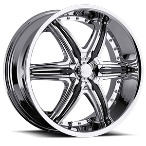 VCT Mobster 5 Chrome Plated